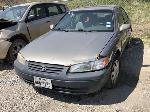 Lot: 52258 - 1998 TOYOTA CAMRY - KEY / RUNS & DRIVES