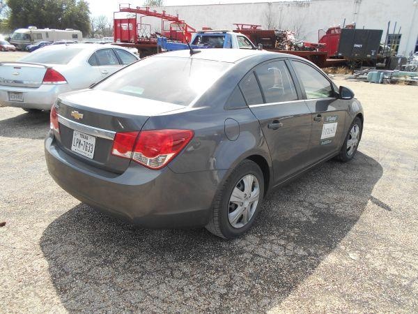 LSO Auctions - Lot: B71 - 2011 CHEVY CRUZE - KEY / STARTED