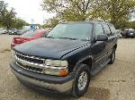 Lot: B6 - 2005 CHEVY TAHOE SUV - KEY