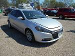 Lot: B23 - 2013 DODGE DART - KEY / STARTED