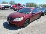 Lot: B24 - 2008 PONTIAC G6 - KEY / STARTED