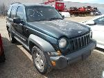Lot: B25 - 2006 JEEP LIBERTY SUV - KEY