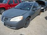 Lot: B26 - 2008 PONTIAC G6 - KEY