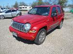 Lot: B28 - 2005 JEEP LIBERTY SUV - KEY / STARTED