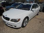 Lot: B37 - 2007 BMW 750 LI - KEY / STARTED