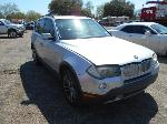 Lot: B43 - 2008 BMW X3 SUV - KEY / STARTED