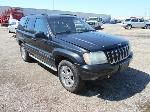 Lot: B45 - 2003 JEEP GRAND CHEROKEE SUV - KEY / STARTED
