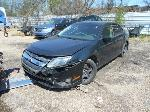 Lot: B49 - 2010 FORD FUSION - KEY