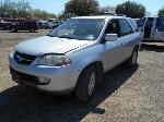 Lot: B70 - 2002 ACURA MDX SUV - KEY / STARTED