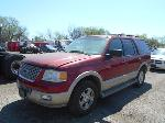 Lot: B72 - 2005 FORD EXPEDITION SUV - KEY / STARTED