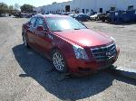 Lot: B75 - 2010 CADILLAC CTS - KEY