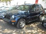 Lot: B80 - 2003 JEEP LIBERTY 4X4 SUV - KEY / STARTED