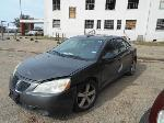 Lot: RL B19 - 2007 PONTIAC G6 - KEY / STARTED