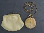 Lot: 730 - 14K HAMILTON POCKET WATCH
