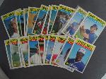 Lot: 742 - BASEBALL CARDS<BR><span style=color:red>No Credit Cards Accepted! CASH OR WIRE TRANSFER ONLY!</span>