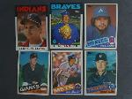 Lot: 746 - BASEBALL CARDS<BR><span style=color:red>No Credit Cards Accepted! CASH OR WIRE TRANSFER ONLY!</span>