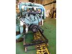 Lot: 90-UV - DETROIT DIESEL ENGINE, DESKS, ROLLING CHAIRS
