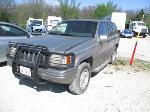 Lot: 413 - 1997 JEEP GRAND CHEROKEE SUV - KEY / RUNS