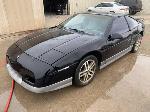 Lot: 27 -  1987 Pontiac GT Fiero - Key / Started & Ran