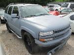 Lot: 185 - 2005 CHEVROLET TAHOE SUV - KEY