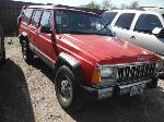 Lot: 01-660283C - 1996 JEEP CHEROKEE SUV