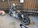 Lot: 35 - YAMAHA MOTORCYCLE FOR PARTS