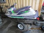 Lot: 36 - SEA-DOO W/ TRAILER FOR PARTS
