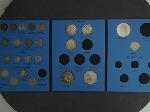 Lot: 12 - 20TH CENTURY TYPE COIN BOOK