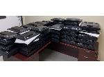 Lot: 4 - (Approx 50) Monitors Without Stands