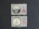 Lot: 203 - .999 SILVER ROUNDS