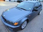 Lot: A7596 - 2002 BMW 325XI - Runs