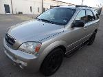 Lot: A7597 - 2004 Kia Sorento EX - Runs