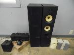 Lot: A7606 - Group of Speakers