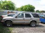 Lot: 10 - 1999 CHEVROLET BLAZER SUV - KEY