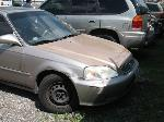 Lot: 11 - 2000 HONDA CIVIC - KEY / RUNS