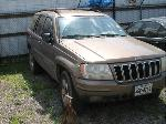 Lot: 12 - 2001 JEEP GRAND CHEROKEE SUV - KEY / RUNS