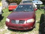 Lot: 27 - 2006 NISSAN SENTRA - KEY