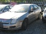 Lot: 37 - 2008 FORD FUSION