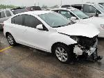 Lot: 1900110 - 2011 MAZDA 3 - KEY* / NON-REPAIRABLE