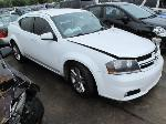 Lot: 1901921 - 2010 DODGE AVENGER - NON-REPAIRABLE