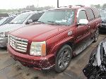 Lot: 1907804 - 2003 CADILLAC ESCALADE SUV - KEY* / STARTED