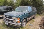 Lot: 7 - 1998 CHEVY SUBURBAN SUV