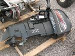 Lot: 46.AUSTIN - 2005 Mercury Outboard Motor