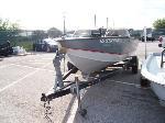 Lot: 50.AUSTIN - 2001 Ranger 218W C Boat, Motor & Trailer