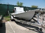 Lot: 52.AUSTIN - 1999 Mowdy 22-ft Boat, Motor & Trailer