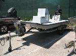 Lot: 53.AUSTIN - 1992 Mowdy 10-ft Boat, Motor, Trailer