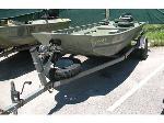 Lot: 59.AUSTIN - 2000 Duracraft Boat, Motor & Trailer