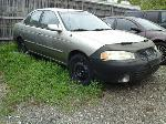 Lot: 01 - 2003 NISSAN SENTRA - KEY