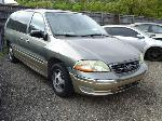 Lot: 06 - 2000 FORD WINDSTAR VAN - KEY
