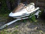 Lot: 22 - 2002 POLARIS JET SKI W/ TRAILER